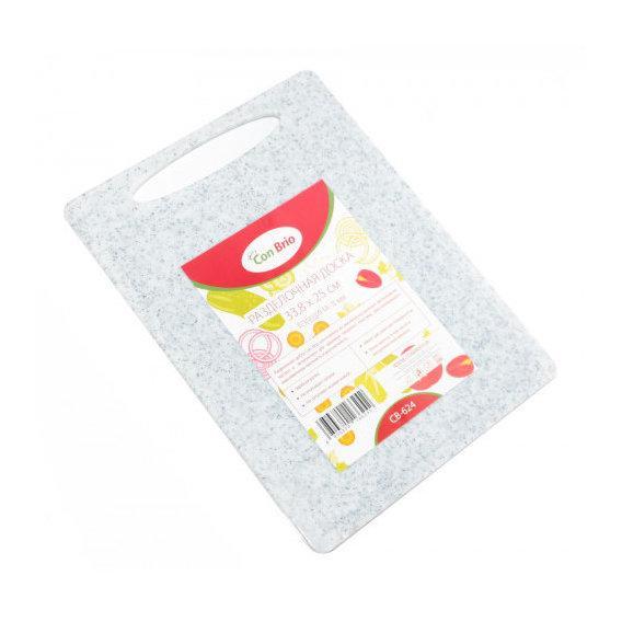 Разделочная доска для нарезки антибактериальная Con Brio CB-624 | досточка Con Brio | кухонная доска