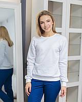 Женский реглан для медиков и beauty-мастеров белый, фото 1