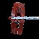 Колеса с грунтозацепами 340/100 с полуосью 25 мм круглая Булат, фото 5
