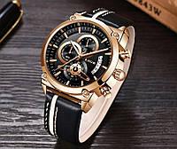 Мужские часы премиум класса ведущей марки LIGE. Оригинал!