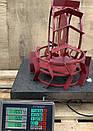 Колеса с грунтозацепами 400/150(10*10) МБ СТАНДАРТ(3мм) Булат, фото 2