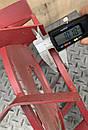 Колеса з грунтозацепами 380/160(10*10) культиватор посилені Булат, фото 6