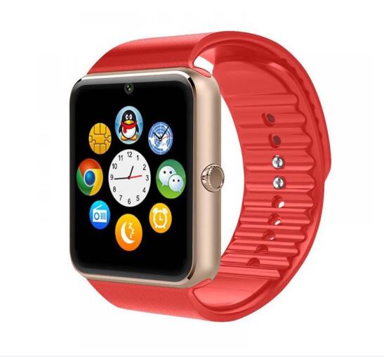 Умные часы телефон Smart Watch Phone GT08 Original камера шагомер счетчик калорий