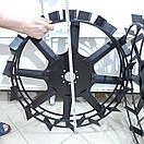 Грунтозацепы 800/130(квадрат 10*10мм) воздушка/водянка МЯГКИЙ ХОД Булат, фото 3