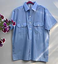Чоловіча сорочка Розмір L ( Я-10), фото 3