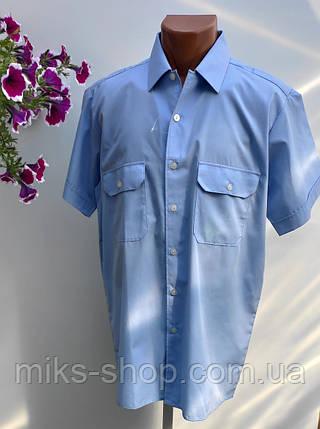Чоловіча сорочка Розмір L ( Я-10), фото 2