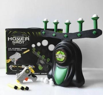 Іграшка Hover Shot Стрільба по ширяючим кульок (Літаючі мішені)