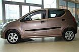 Молдинги на двері Suzuki для Alto 2008-2013, фото 2