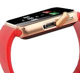 Умные часы телефон Smart Watch Phone GT08 Original камера шагомер счетчик калорий, фото 3