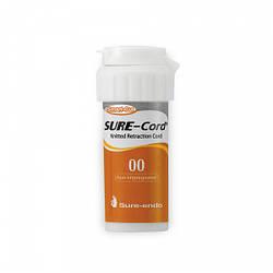 Sure-Cord (Шур-Корд) нить ретракционная без пропитки 000-3 00