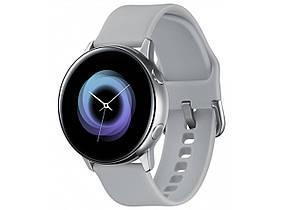 Смарт-часы Samsung Galaxy Watch Active (SM-R500NZKASEK) Silver