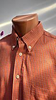 Чоловіча сорочка Jean Chatel в клітку Розмір L ( Я-64), фото 2