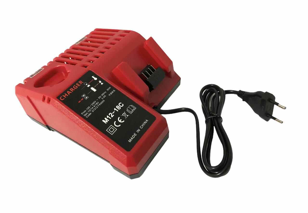 Зарядное устройство М12-18FС MILWAUKEE 12 - 18 V Li- ion