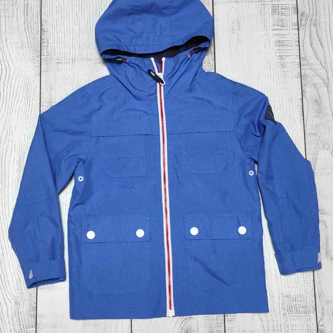 Куртка ветровка парка 6-7лет