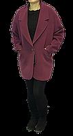 Пальто жіноче кашемірове 10234, фото 1