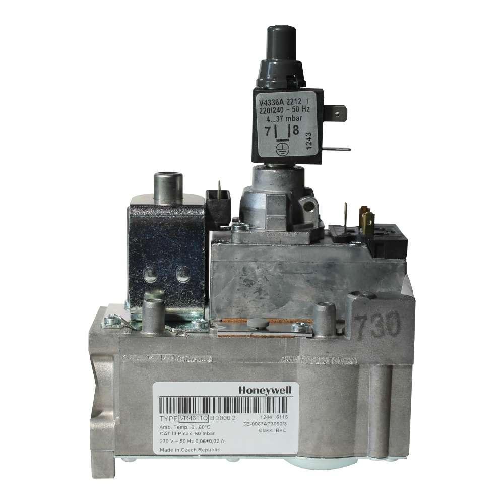 Клапан газовый на напольный котел Ferroli Pegasus F2 N 2S new, Pegasus 67-107 2S, Pegasus F3 N 2S 39813880
