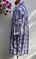 Чоловіча сорочка Розмір L ( Я-102), фото 3