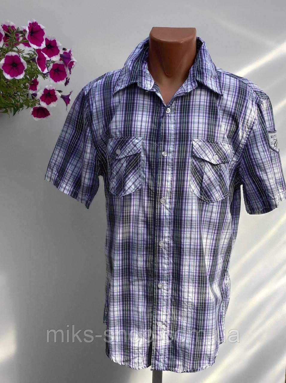 Чоловіча сорочка Розмір L ( Я-102)