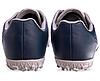 Сороконожки подростковие JUVENTUS р.37 серебряно синий, фото 3