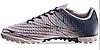Сороконожки подростковие JUVENTUS р.37 серебряно синий, фото 4