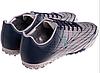 Сороконожки подростковие JUVENTUS р.37 серебряно синий, фото 7