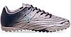 Сороконожки подростковие JUVENTUS р.38 серебряно синий, фото 3