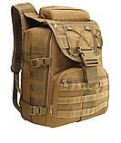 Тактичний рюкзак Silver Knight 9900 MOLLE Койот (9900-coyote), фото 2