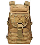 Тактичний рюкзак Silver Knight 9900 MOLLE Койот (9900-coyote), фото 4