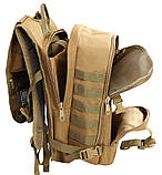 Тактичний рюкзак Silver Knight 9900 MOLLE Койот (9900-coyote), фото 7