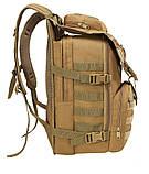 Тактичний рюкзак Silver Knight 9900 MOLLE Койот (9900-coyote), фото 3