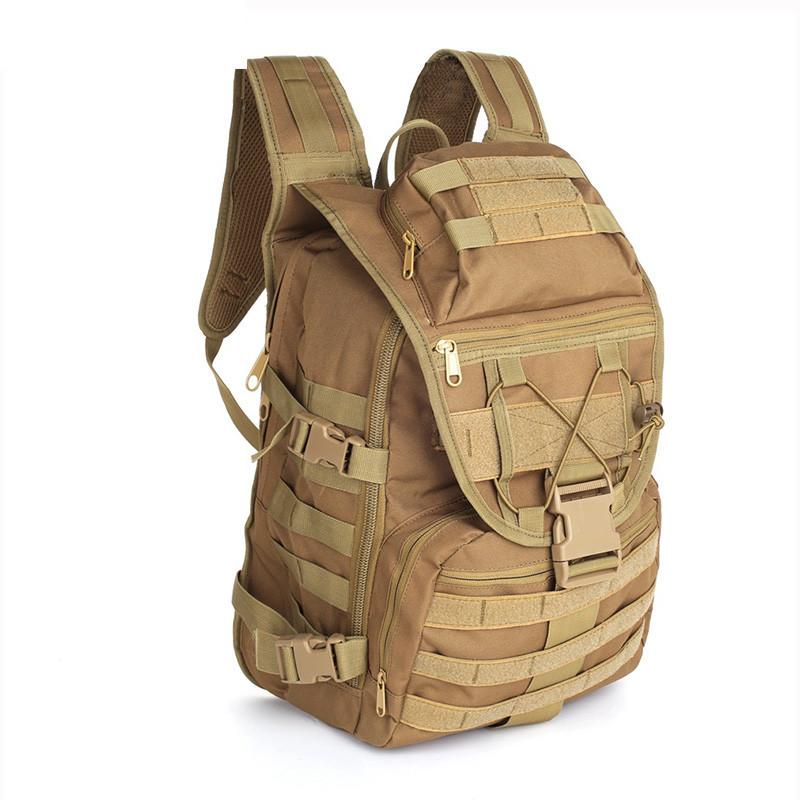 Тактичний рюкзак Silver Knight 9900 MOLLE Койот (9900-coyote)