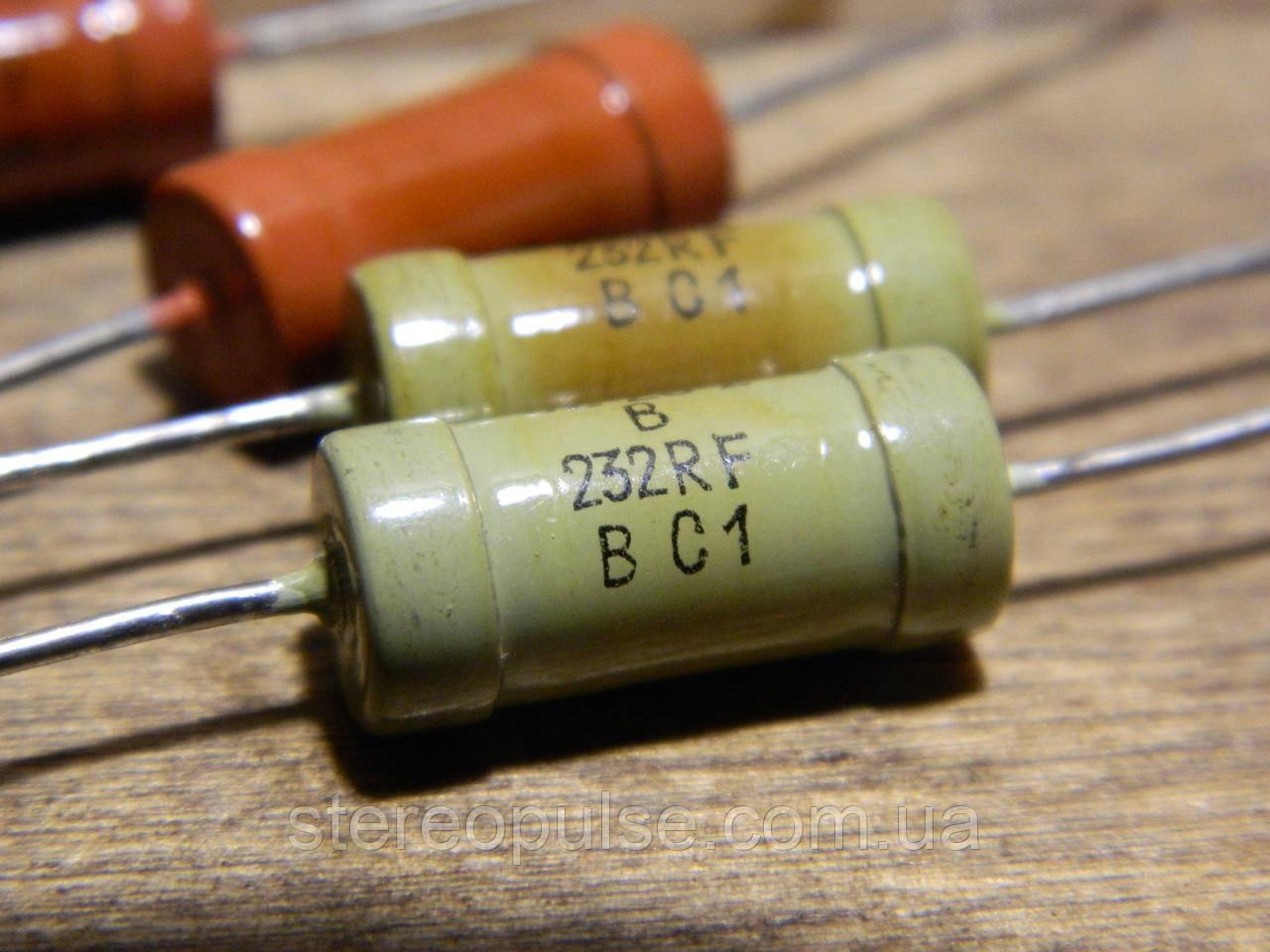 Резистор  С2 - 23 - 2   232 Ом  1%