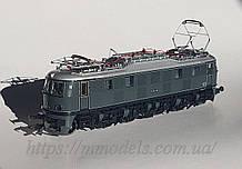 Модель электровоза серии BR E18 DCC / 8-pin, эпоха DRG, масштаба H0 1:87, Roco 63871