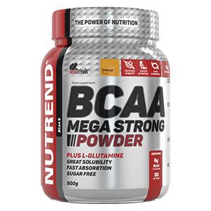 Спортивное питание Nutrend BCAA Mega Strong Powder