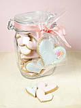 3Д Формочки Комплект маленьких сердец 4шт   Вырубка на день святого Валентина   Вырубка для пряников, фото 2