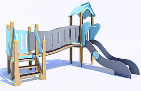 Дитячий ігровий комплекс «Міні» IK-5.04