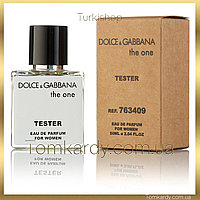 Женские духи Dolce & Gabbana The One Women [Tester Концентрат] 50 ml. Дольче Габбана Зе Ван (Тестер) 50 мл.