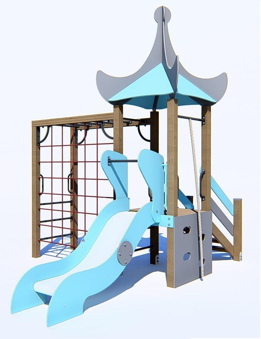 Дитячий ігровий комплекс IK-5.18