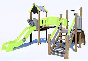 Дитячий ігровий комплекс IK-5.20
