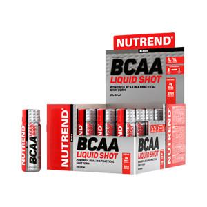 Спортивне харчування Nutrend BCAA Liquid Shot