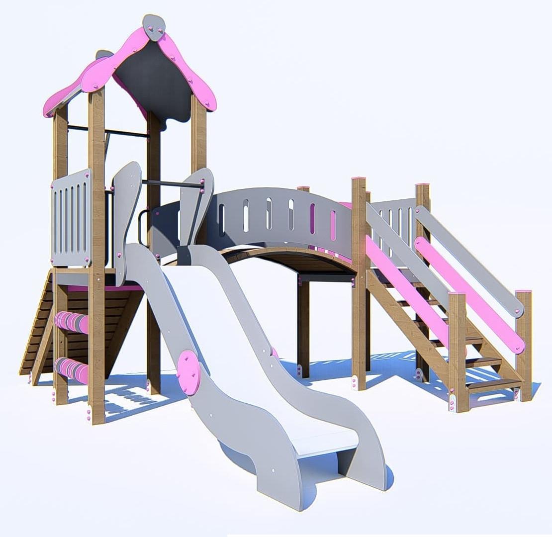 Дитячий ігровий комплекс IK-5.22