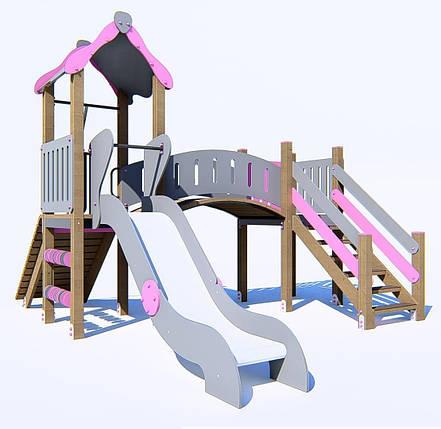 Дитячий ігровий комплекс IK-5.22, фото 2