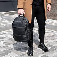 Рюкзак кожаный BAREL портфель