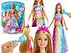 Barbie Лялька Barbie Dreamtopia Магия красок и звуков (Кукла Mattel Барби Волшебные волосы принцессы FRB12), фото 9