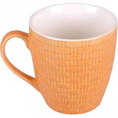 Чашка фаянс «Однотонная плитка» 200 мл, фото 2