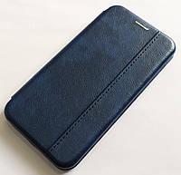 Чехол книжка Momax New для iPhone 6 / 6s Синий