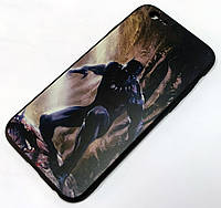 Чехол для iPhone 6 / iPhone 6s PET matte print черная пантера