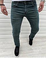 Мужские джинсы приуженные