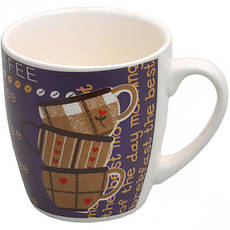 Чашка фаянс «Кофе» 200 мл, фото 2