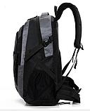 Туристический рюкзак походной вместительный JDXFend спортивный рюкзак КРАСНЫЙ, фото 2